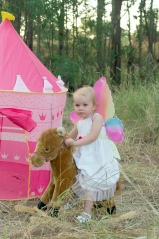 Princess upon her Steed