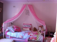 Lily's Princess Bedroom